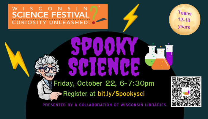 Just for Teens: Spooky Science